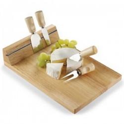 Darčeková súprava na syr s magnetickým držiakom