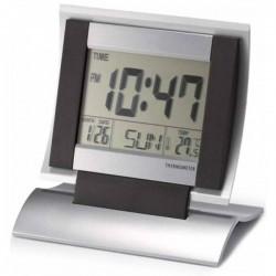 Digitálne hodiny s teplomerom