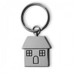 Prívesok na kľúče domček v darčekovom balení