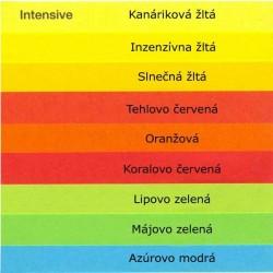 Farebný papier Intensive A4 80 g/m2 500 listov