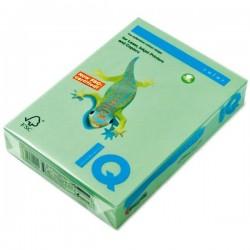 Farebný papier A4 80 g/m2 - 500 listov stredne zelená farba