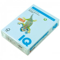 Farebný papier A4 80 g/m2 - 500 listov modrá farba