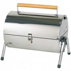 Skladací barbecue gril - kufrík