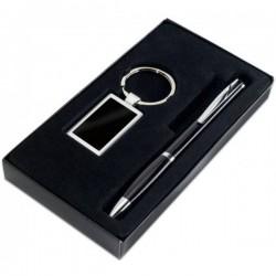 Darčeková sada pera s príveskom na kľúče