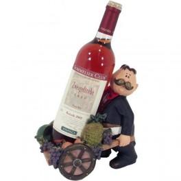 Stojan na fľašu vína čašník