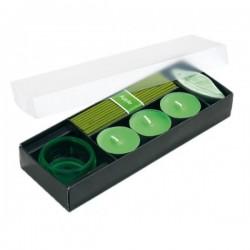 Aromatická súprava green - jablko