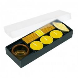 Aromatická súprava žltá - citrón