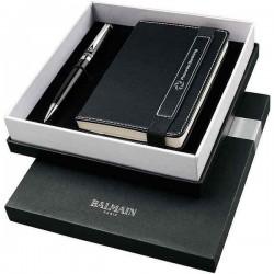 Darčekový set Balmain - pero a luxusný zápisník