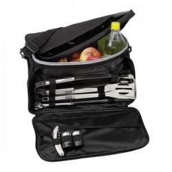 Pikniková taška s grilovacím náradím